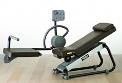 machine to stretch the hamstring and glutes