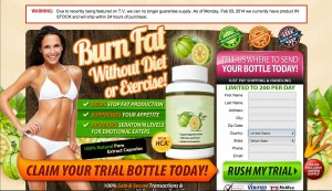 Diet Pills for Instant Weight Loss?