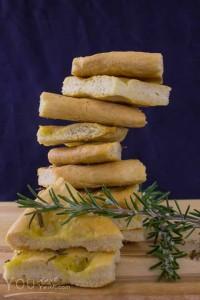 Rosemary + Truffled Salt Focaccia