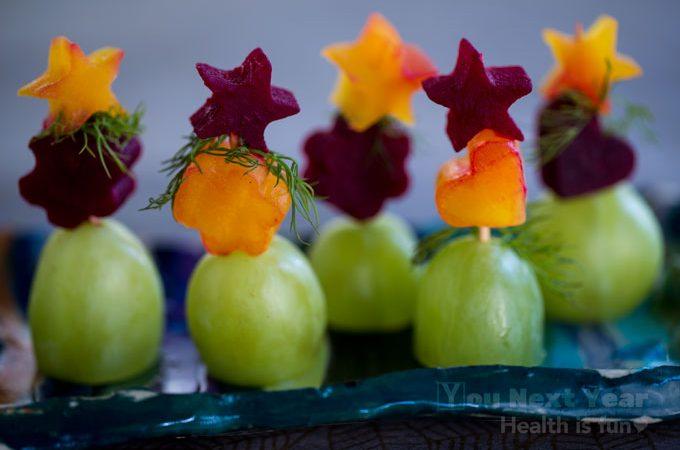 Fruit & Veggie Delicacy Appies